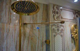 sarı renkli duşbaşlığı