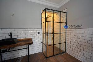 karolaj çıtalı duşakabin