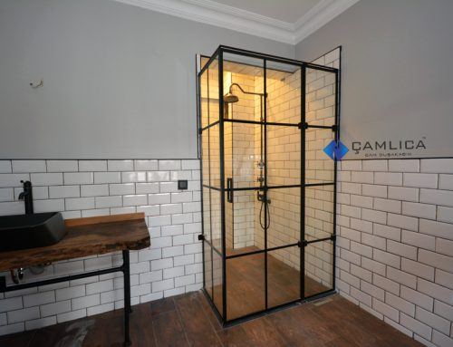 Modern Banyo Mimarisi