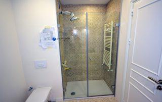 profilsiz duşakabinler