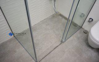 duşakabin zemini nasıl olmalı