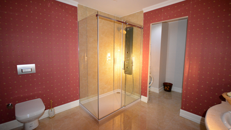 flat duş teknesi kabini