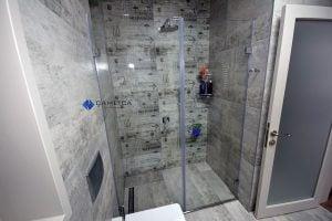iki duvar arası duşakabin
