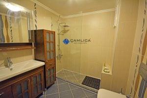 tek cam panel duş