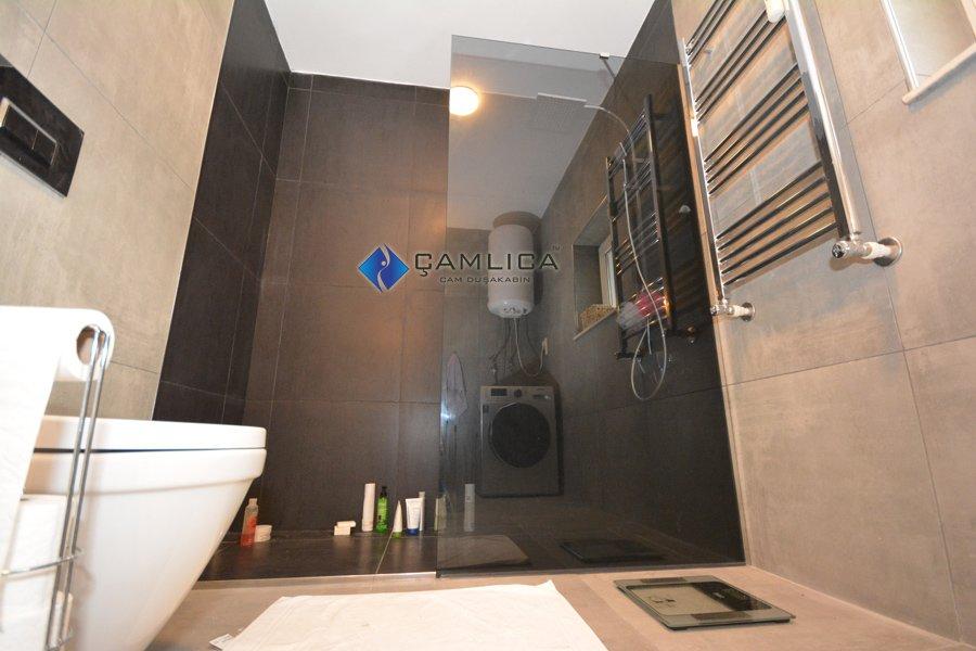 tek panel duşakabin