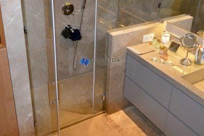 duş içi set duvar