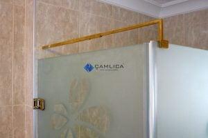 altın gold serisi duşakabin