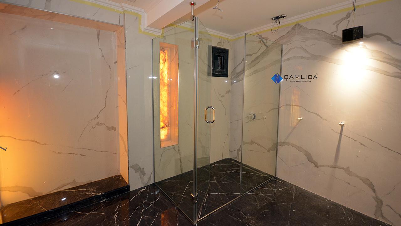 cam duşakabin kapısı